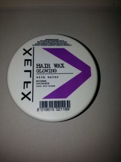 Hair Wax Glowing Cera all'acqua lucidante