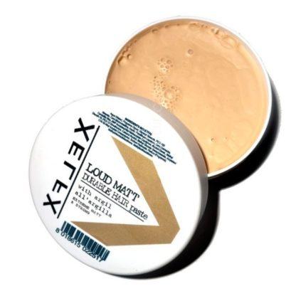 Hair Wax XFLEX LOUD MATT DURABLE paste 100ml