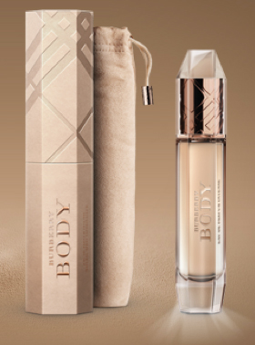 profumo burberry body 60ml