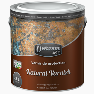 Vernice opaca Owatrol Natural varnish incolore