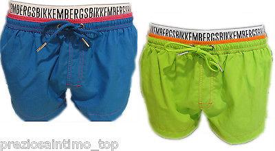 Boxer Mare Bikkembergs 2015 Uomo Costume da Bagno men Extra corto ...