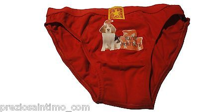 store in vendita metà prezzo slip Uomo Rosso Simpatico Brief UnderweAR Mens Intimate mutande cotone  NAtale