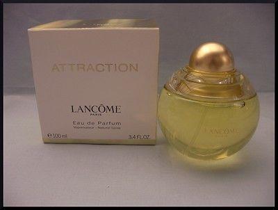 Donna Spay Ml De Profumo Edp Woman Eau Parfum 100 Attraction Lancome 0wN8nmv