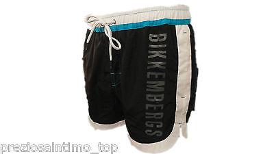 Bikkembergs Boxer Mare Uomo Costume da Bagno corto men short HOMME ...