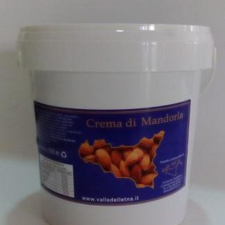 Crema di mandorla kg 1