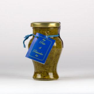 Pesto di pistacchio gr 190 anfora