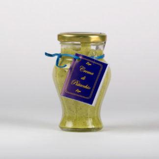 Crema di pistacchio gr 190 anfora
