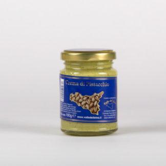 Crema di pistacchio gr 100