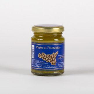 Pesto di pistacchio gr 90