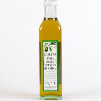 Olio extravergine d'oliva cl 25
