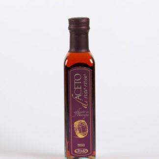 Aceto di vino rosso ml 250