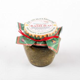 Pesto al basilico gr 190