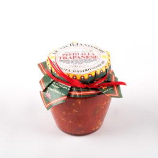 Pesto alla trapanese gr 190
