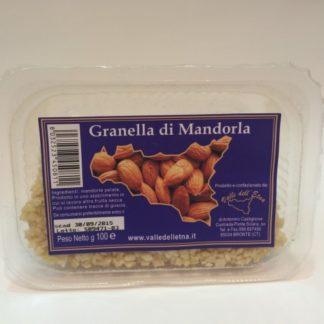 Mandorla granella gr 100