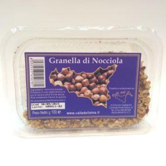 Nocciola granella gr 100